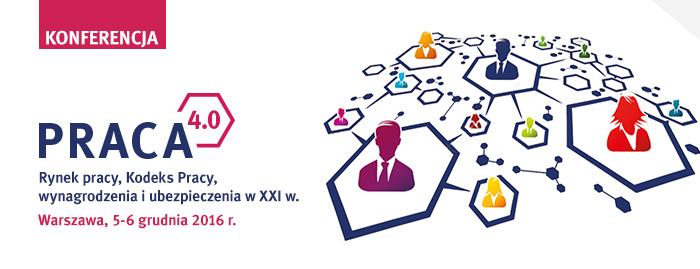 Konferencja Lewiatana: Praca 4.0